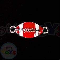 Rainbow Loom Charm - Football