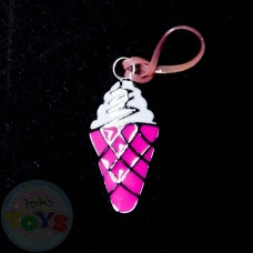 Rainbow Loom Charm - Ice Cream