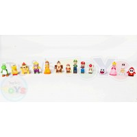 Knex Super Mario Kart Complete Character Set 14 MiniFigs