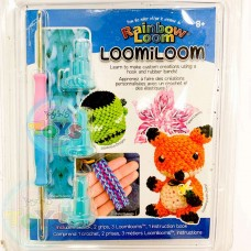Rainbow Loom LoomiLoom Rubber Band Crafting Kit