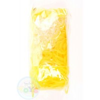 Rainbow Loom Refill Bands in Yellow Jelly