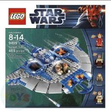 LEGO 9499 Star Wars Gungan Sub