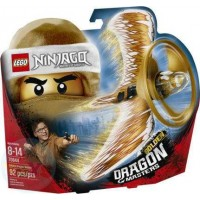 LEGO 70644 Ninjago Golden Dragon Master