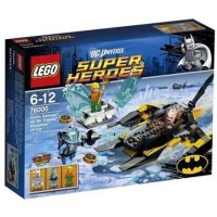 LEGO 76000 Arctic Batman vs. Mr. Freeze: Aquaman on Ice