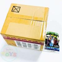 Halo Series 4, Sealed Case of 24 Mini Figure