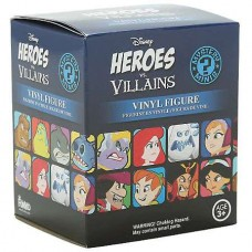 Disney Heroes and Villains: Mystery Minis