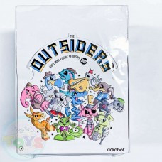 KidRobot Case of 24 The Outsiders