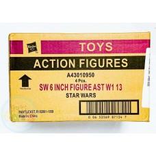 Star Wars Black Series 6-Inch Action Figures Wave 1 Sealed Case