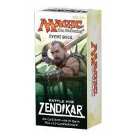 Battle For Zendikar Event Deck Ultimate Sacrifice