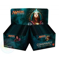 Conspiracy Take the Crown Booster Box