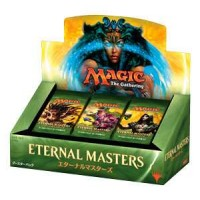 Japanese Eternal Masters Booster Box - Magic the Gathering