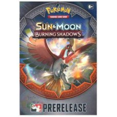 Pokemon Burning Shadows Sun & Moon Prerelease