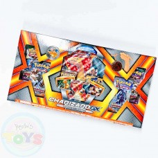 Pokemon Charizard GX Premium Box Collection
