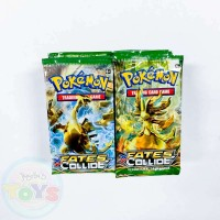 Fates Collide Booster Box Pokemon TCG, 36 Packs