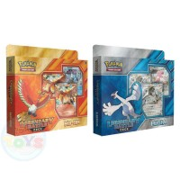 Lugia and Ho-Oh Ex Legendary Battle Deck Set