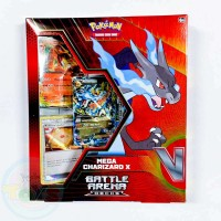 MEGA Charizard Battle Arena Deck