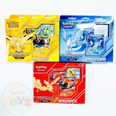 Legendary Battle Decks – Articuno, Zapdos Moltres