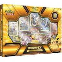 Pikachu EX Legendary Premium Collection