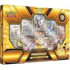 Pikachu EX Legendary Premium Collection