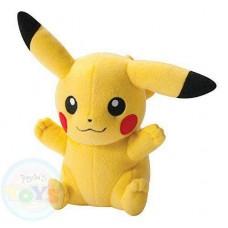 Happy Pikachu Stuffed Animal