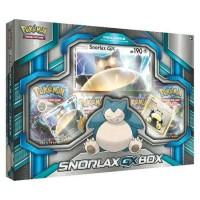 Snorlax GX Box