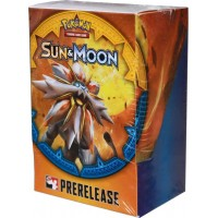 Pokemon Sun & Moon Base Set Prerelease