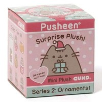 Pusheen Blind Box Series #2 Ornaments Surprise Plush