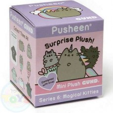 Pusheen Blind Box Series #6 Magical Kitties Surprise Plush
