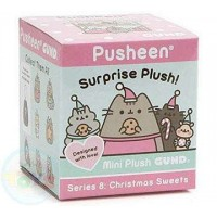 Pusheen Blind Box Series #8 Christmas Sweets Surprise Plush