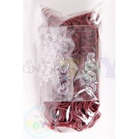 Rainbow Loom Refill Bands in Burgundy