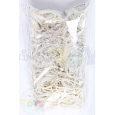 Rainbow Loom Refill Bands in Glow in the Dark White