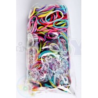 Rainbow Loom Refill Bands in Original Mix