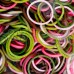 Rainbow Loom Refill Bands in Pink