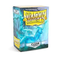 Dragon Shield Clear Matte