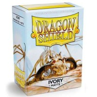 Dragon Shield Ivory Matte