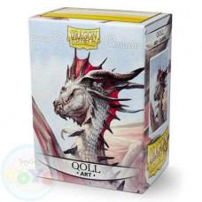 Dragon Shield Qoll art
