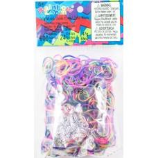 Rainbow Loom Refill Bands in Tie Dye