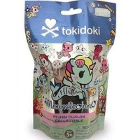 Mermicorno - Tokidoki Plush Clip on