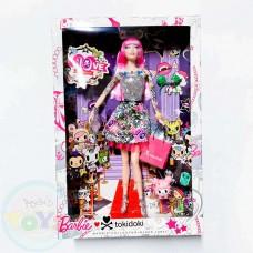 Barbie 10th Anniversary Tokidoki Doll