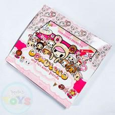 Case of 16 Donutella - Tokidoki Blind Box Series 1